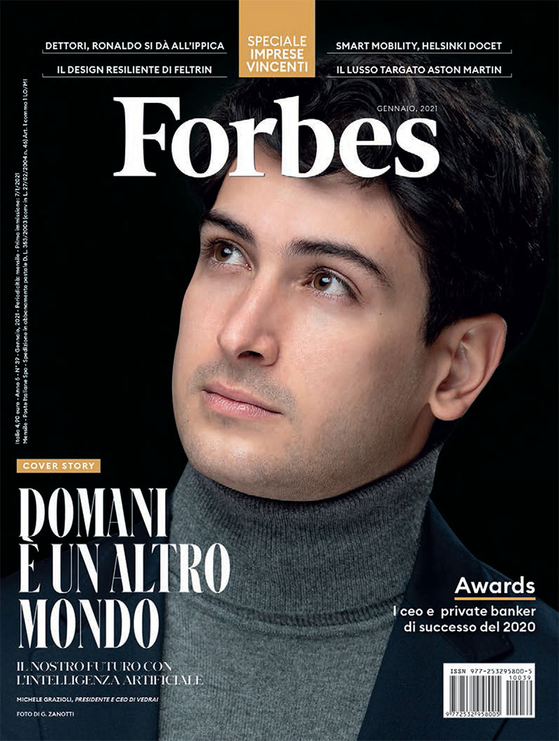 Intercom su Forbes Italia