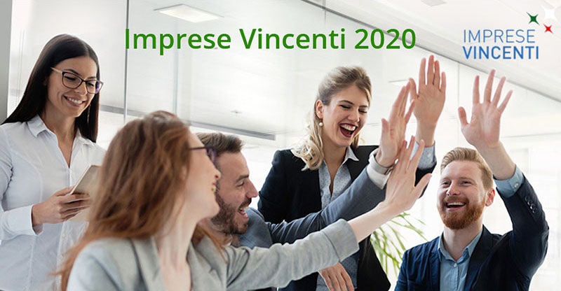 Intercom premiata da Intesa San Paolo come Impresa Vincente 2020
