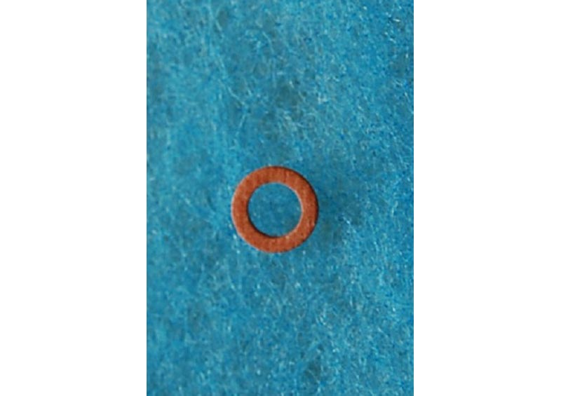 O-ring for adhesive connector G6
